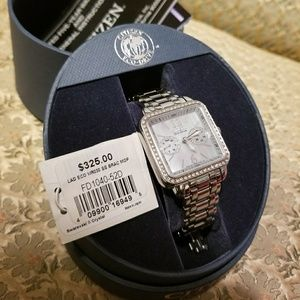 Citizens Eco Drive Watch Mother of Pearl